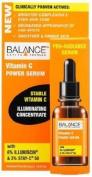 SIX PACKS of Balance Active Vitamin C Powder Serum 30ml