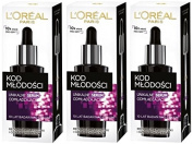 3 x 30ml LOreal Paris Dermo Expertise Youth Code Youth Booster Serum