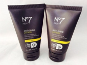 Boots No7 Men Anti Shine Lotion ~ Daily Care ~ 200ml ~ Pack of 2