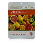 IPUDA Facial Mask - Vitamin 10x25ml