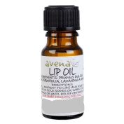 Lip Oil 10ml - for cold sore relief, contains a blend of natural oils that may give beneficial and soothing results for problem lips especially used when used on cold sores or on the tingle before a cold sore appears