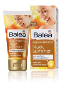 Balea Magic Summer Gradual Tan Facial Care for Normal Skin (New Fragrance) - Cruelty-Free / Not Tested on Animals - 50 ml