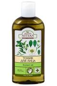 55153 Facial toner Green Tea 200ml Green Pharmacy