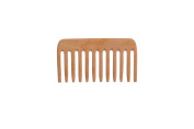 Luqx Bamboo Wood Comb Strand Small