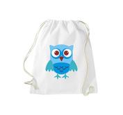 ShirtInStyle Gym Sack Gymnastics bag Cult bag Owls Owl