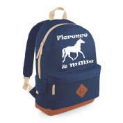 Horse and Rider Heritage Back Pack
