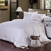 Soft Silker Silk Comforter The Most Perfect Hot Summer 100% All Natural National Standard Long Mulberry Silk Duvet King