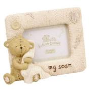 Button Corner 'My Scan' resin photo frame 7.6cm x 5.1cm