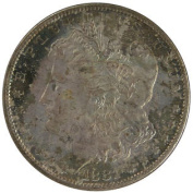 1881-S $1 Morgan Dollar NGC MS65