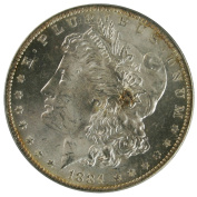 1884-O $1 Morgan Dollar PCGS MS64
