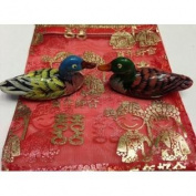 Feng Shui Mandarin Ducks By Pair