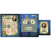 American Coin Treasures Anatomy of a Dollar Currency Sleeve