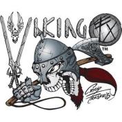 Artool Freehand Airbrush Templates, Viking Set