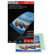 Swingline 3740473 GBC Fusion EZUse Laminating Pouches, Legal Size, 5 mil, 100 Pack - Legal - 22cm Width x 36cm Length x 5 mil