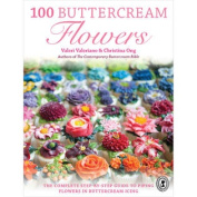 F & W Books-100 Buttercream Flowers