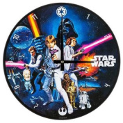 Star Wars Wood Wall ClockNew by
