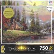 Thomas Kinkade Puzzles From TheCraftyCrocodile [Special Edition]