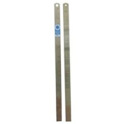 60cm Stainless Steel Ruler with Conversion Table
