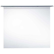 Clear Hanging Scrapbook File FoldersNew by