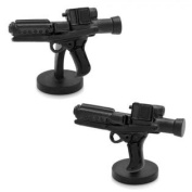 Star Wars SW-E11-3D 3D Storm Trooper E-11 Blaster Cufflinks