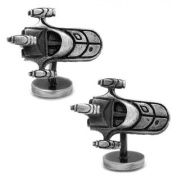 Star Wars SW-LNDS-3D 3D Land Speeder Cufflinks