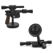 Star Wars SW-DL44-3D 3D Han Solo Dl44 Blaster Cufflinks