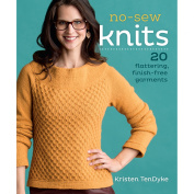 Interweave Press-No-Sew Knits