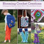 Fons & Porter Books-Blooming Crochet Creations