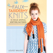 David & Charles Books-Faux Taxidermy Knits