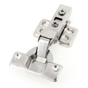 Soft Close Half Overlay Hydraulic Kitchen Cabinet Furniture Hinges 12cm