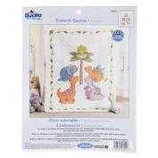 Cute-a-Saurus Crib Cover