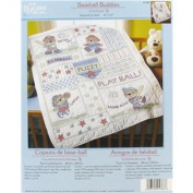 Baseball Buddies Crib Cover Kit