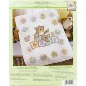 Baby Blocks Crib Cover Kit
