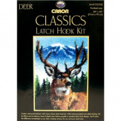 Deer Latch Hook Kit