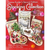 Stocking Collection Cross Stitch Book