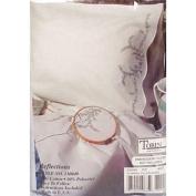 Reflections Pillowcase Needlework Kit