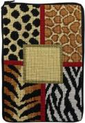 Electronic Book Cover - Animal Skins - Needlepoint Kit