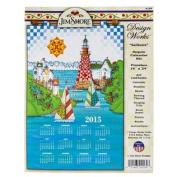 2015 Sailboats Sequin Calendar Kit