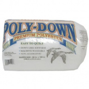 Queen Size Poly-Down Batting