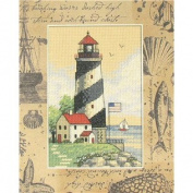Light at Sea Counted Cross Stitch Kit