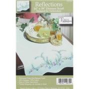 Reflections Dresser Scarf Needlework Kit