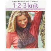 1-2-3 Knit Book