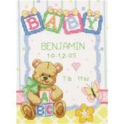 Baby Blocks Birth Record Kit