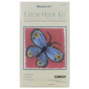 Butterfly Latch Hook Kit