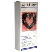 Heart Wreath Latch Hook Kit