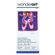 Ballet Slippers Latch Hook Kit