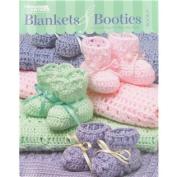 Blankets & Booties Crochet Book