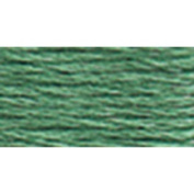 DMC Six Strand Embroidery Cotton 100 Gramme Cone-Blue Green