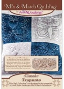Anita Goodesign - Classic Trapunto ~ Mix and Match Quilting ~ Embroidery Designs