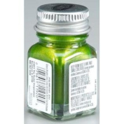 Bright Lime Enamel Paint Testors 30ml